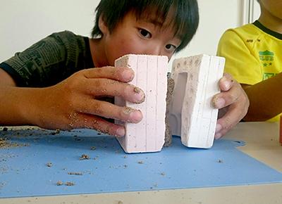 鳥取砂丘,鳥取,お土産,砂ねんど,ワークショップ