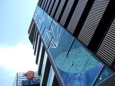おりづるタワー,折り鶴,平和記念公園,広島おりづるタワー,折り鶴,平和記念公園,広島
