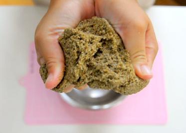 砂ねんど,砂,ねんど,粘土細工,工作,鳥取砂丘