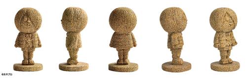 鳥取砂丘,土産,水木しげる,妖怪,鬼太郎,目玉おやじ,ねずみ男,ねこ娘,砂かけ婆,子泣き爺
