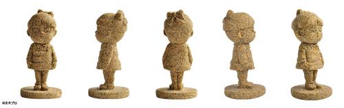 鳥取砂丘,土産,水木しげる,妖怪,鬼太郎,目玉おやじ,ねずみ男,ねこ娘,砂かけ婆,子泣き爺のサムネール画像